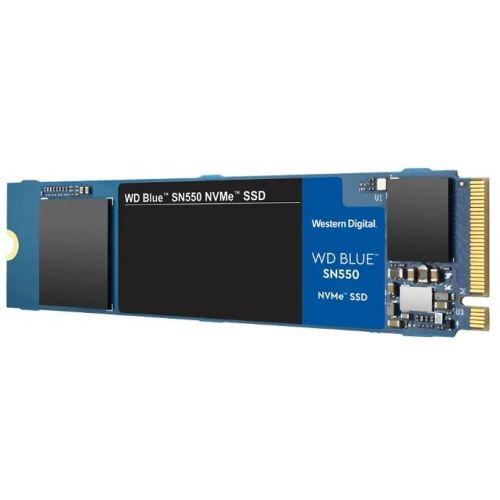 SSD накопитель WD.