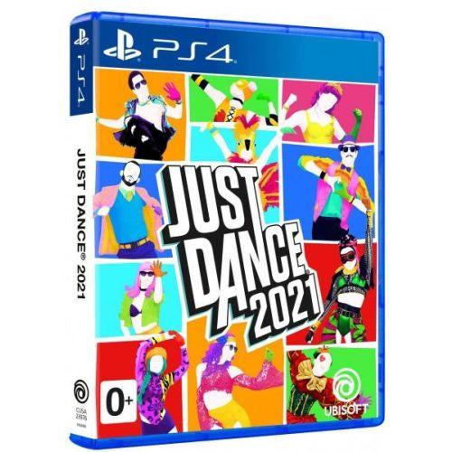Игра для Sony PS4 Just Dance 2021, русская версия