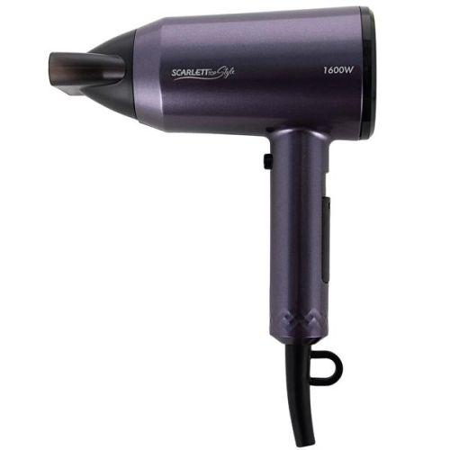 Фен Scarlett SC-HD70I39 фиолетовый фиолетового цвета