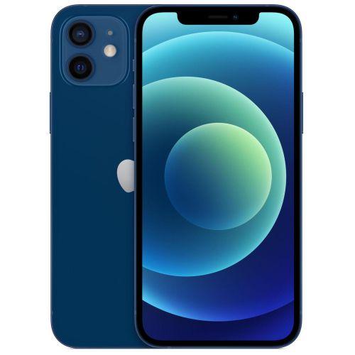 Смартфон Apple iPhone12 64Gb blue синего цвета
