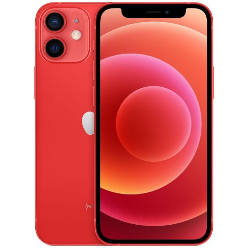 Смартфон Apple iPhone12 mini 64Gb red красного цвета