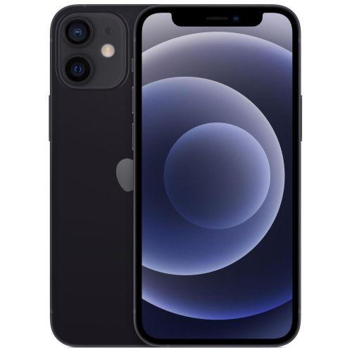 Смартфон Apple iPhone12 mini 128Gb black черного цвета