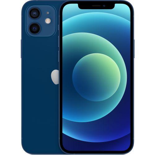 Смартфон Apple iPhone 12 256Gb blue синего цвета
