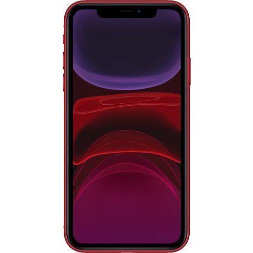 Смартфон Apple iPhone 11 64Gb NEW red красного цвета