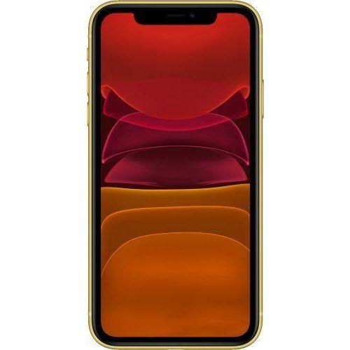 Смартфон Apple iPhone 11 128Gb NEW Yellow желтого цвета