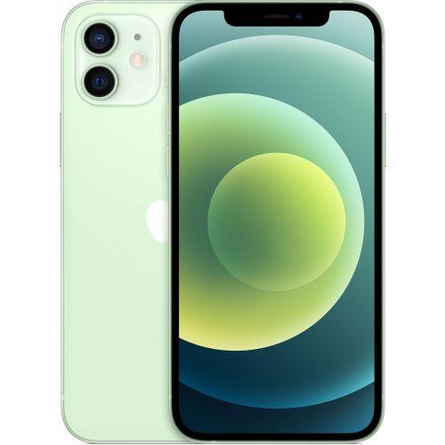 Смартфон Apple iPhone 12 256Gb green зеленого цвета