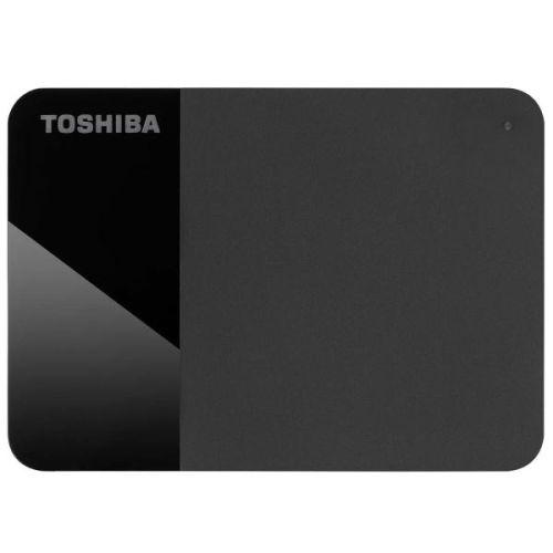 Жёсткий диск Toshiba HDD 1TB Canvio Ready HDTP310EK3AA чёрный черного цвета