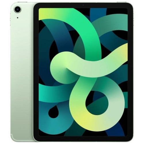 Планшетный компьютер Apple iPad Air (2020) 64Gb Wi-Fi + Cellular green зеленого цвета