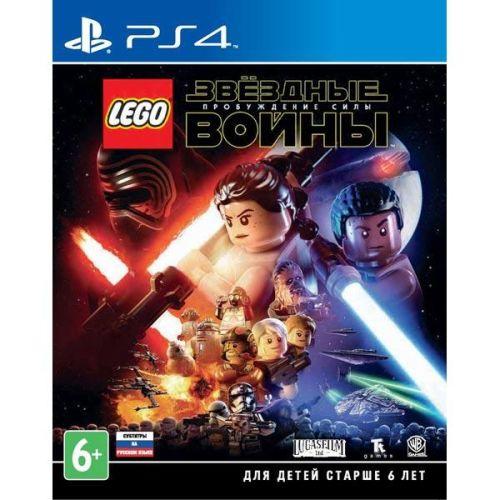 Игра для Sony PS4 LEGO Звездные войны: Пробуждение Силы фото