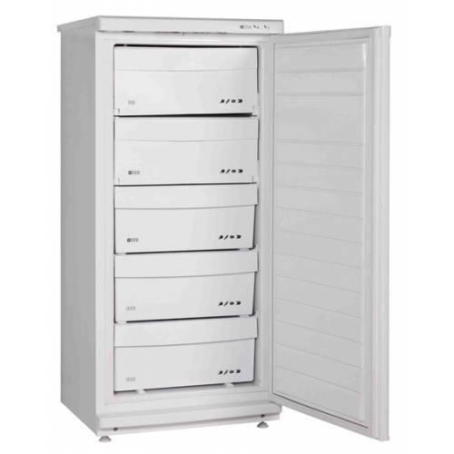 Морозильный шкаф Electrofrost 121 белый белого цвета