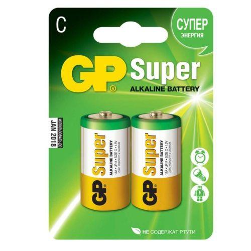 Батарейка GP 14A-BC2(LR14)