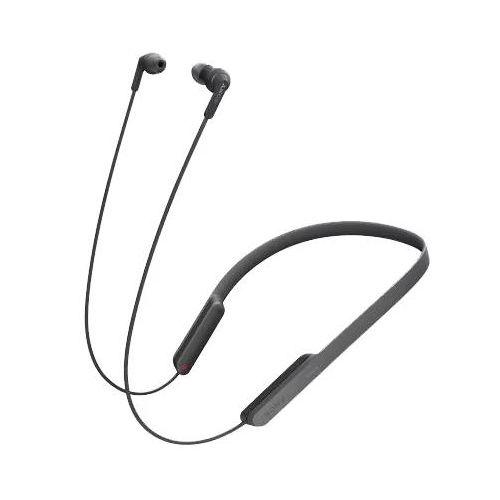 Беспроводные наушники Sony MDR-XB70BT чёрный черного цвета