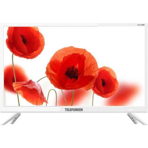 Телевизор Telefunken TF-LED24S72T2 белый белого цвета