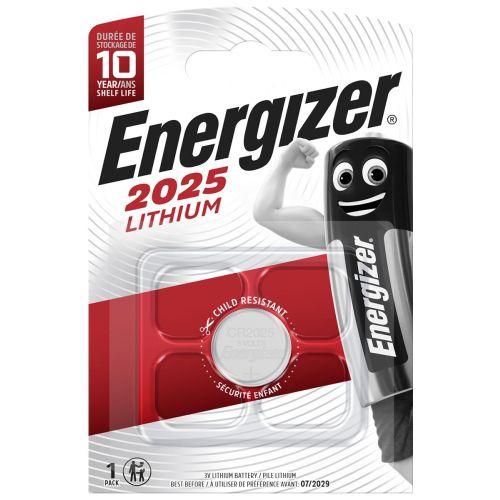 Батарейка Energizer Lithium 2025