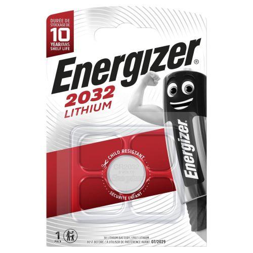 Батарейка Energizer Lithium 2032