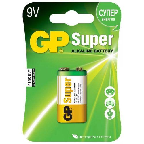 Батарейка GP 1604A-BL1(6LF22)
