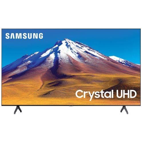 Телевизор Samsung UE43TU7090UXRU чёрный