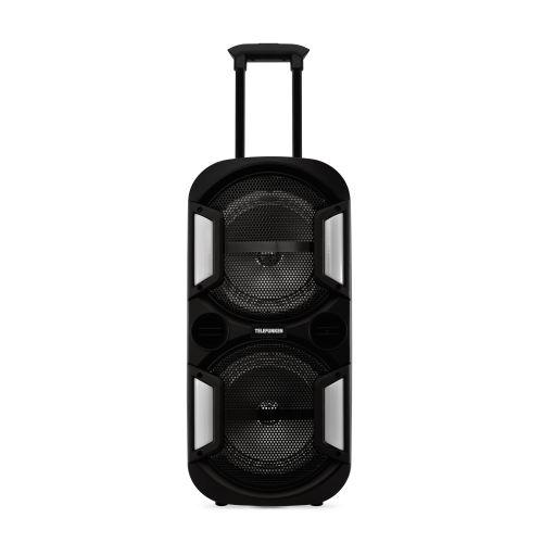 Музыкальный центр Telefunken TF-PS2303 чёрный черного цвета