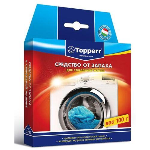 Поглотитель запаха для стиральных машин Topperr 3223