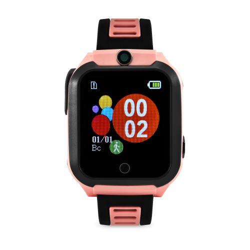 Смарт часы Geozon Basis G-W08PNK pink розового цвета
