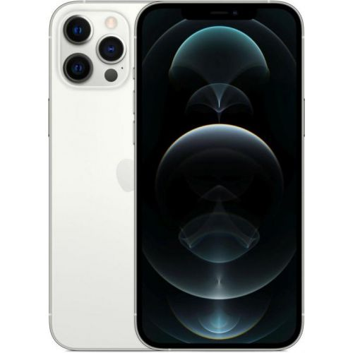 Смартфон Apple iPhone 12 Pro Max 256GB silver серебрянного цвета