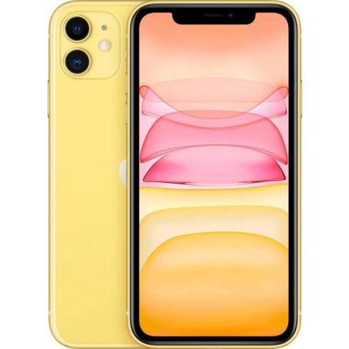 Смартфон Apple iPhone 11 256GB Yellow желтого цвета