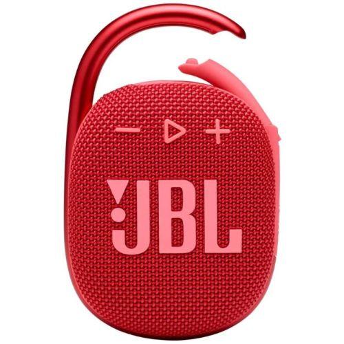 Портативная колонка JBL CLIP 4 красный красного цвета