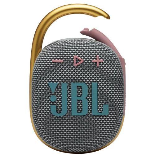 Портативная колонка JBL CLIP 4 серый