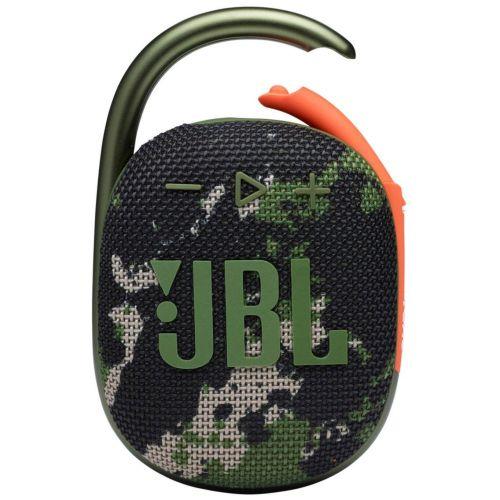 Портативная колонка JBL CLIP 4 камуфляж цвет камуфляж