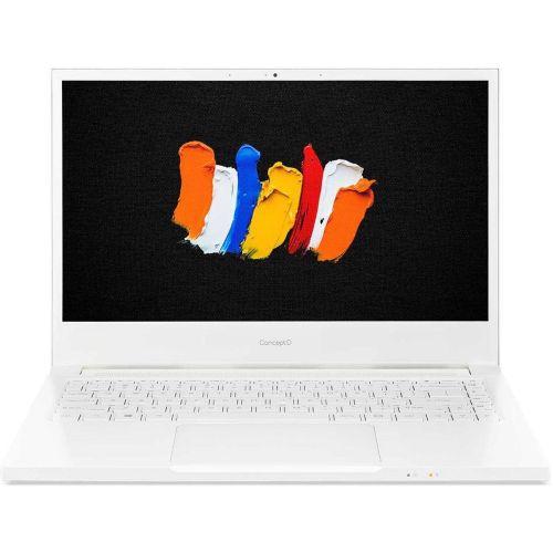 "Ноутбук Acer ConceptD 3 CN314-72G-761D NX.C5UER.001 (Intel Core i7 10750H 2600 MHz/14""/1920x1080/16GB/512GB SSD/DVD нет/NVIDIA GeForce GTX 1650 Ti/Wi-Fi/Bluetooth/Windows 10 Pro)"