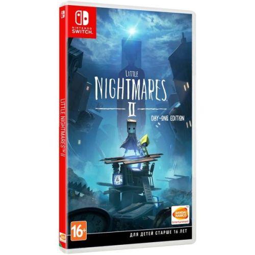 Игра для Nintendo Switch Little Nightmares II. Издание 1-го дня, русские субтитры