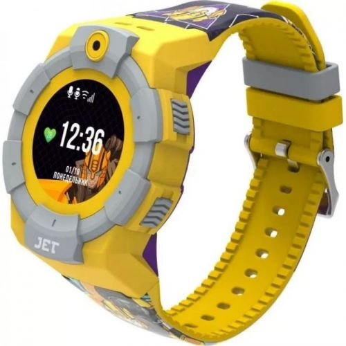 Смарт-часы Jet KID Transformers (Bumblebee)