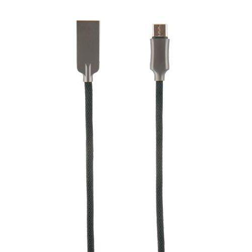 Кабель USB Red Line LX13 Zync alloy USB - Type-C черный черного цвета