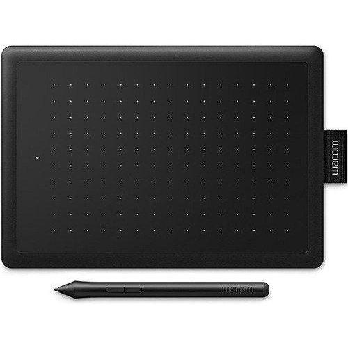 Графический планшет Wacom One by Small black черного цвета