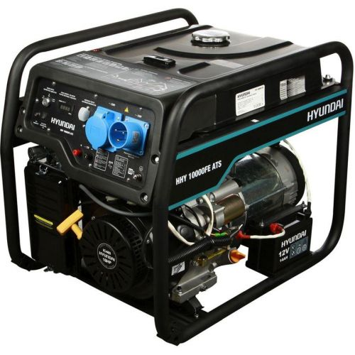 Электрогенератор Hyundai HHY 10000FE ATS