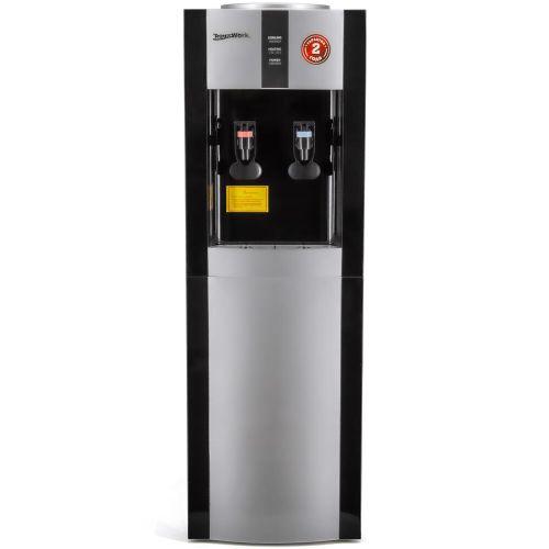 Кулер для воды Aqua Work 16-LD/ЕN черный/серебристый