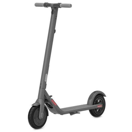 Электросамокат Ninebot KickScooter E22 чёрный черного цвета
