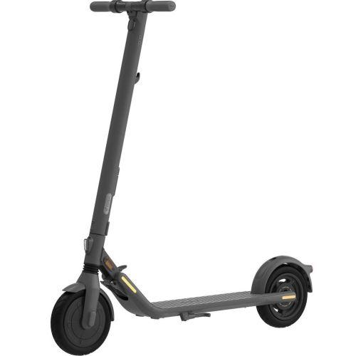 Электросамокат Ninebot KickScooter E25A черный черного цвета