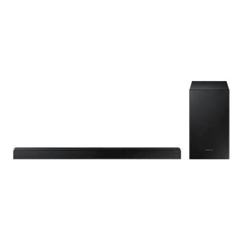 Саундбар Samsung HW-A45C чёрный