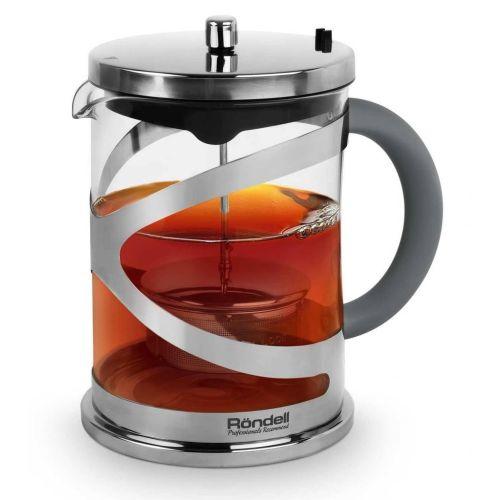 Чайник заварочный Rondell 1061 Crystal Grey