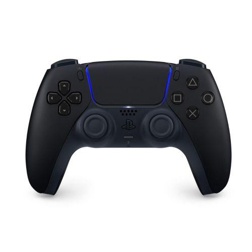 Геймпад для приставки Sony PS5 DualSense (CFI-ZCT1W) чёрный черного цвета
