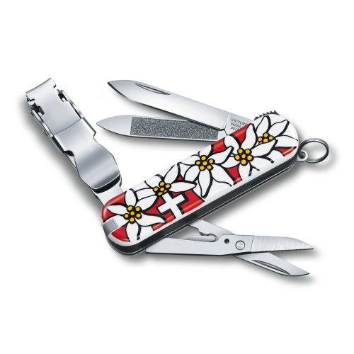 Нож перочинный Victorinox Nail Clip 580 (0.6463.840)