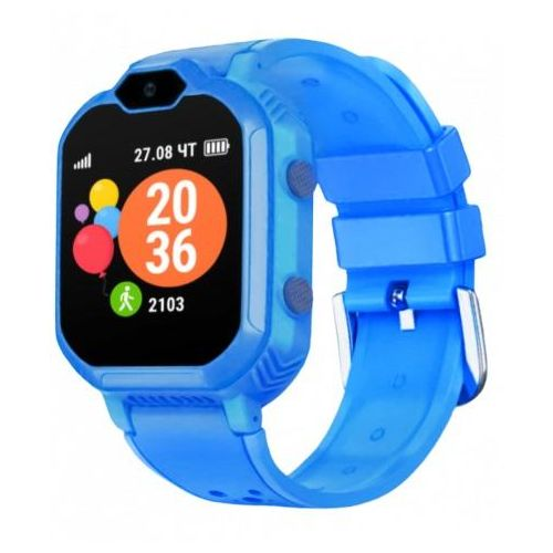 Смарт-часы Geozon G-kids [G-W13BLU] blue синего цвета
