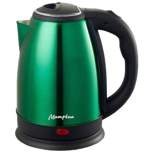 Электрический чайник МАТРЁНА MA-002 зелёный
