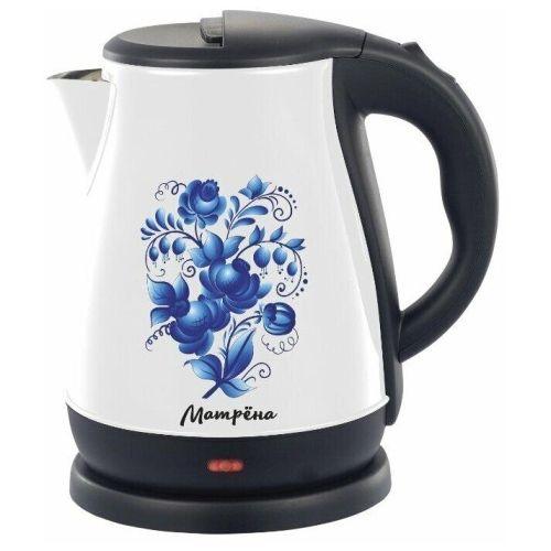 Электрический чайник МАТРЁНА MA-003 белый