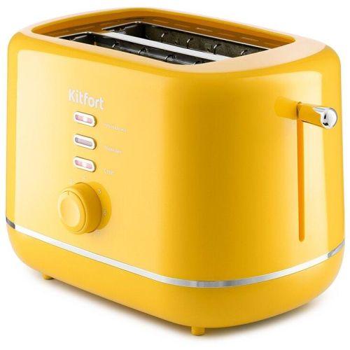 Тостер Kitfort КТ-2050-5 жёлтый
