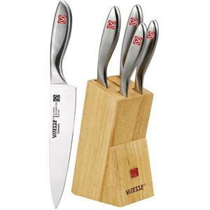 Набор ножей Vitesse VS-9204 набор ножей vitesse vs 1756 maureen