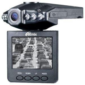 Автомобильный видеорегистратор Ritmix AVR-330 автомобильный видеорегистратор ritmix avr 830 g