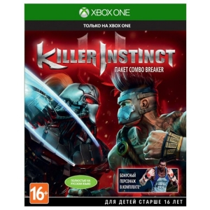 Игра для Microsoft Xbox One Killer Instinct (русские субтитры) xbox