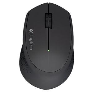все цены на Мышь беспроводная Logitech Wireless Mouse M280 Black USB